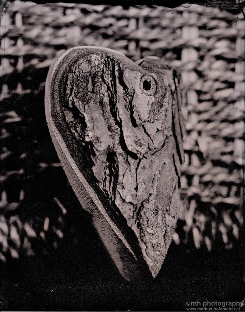 Herz - Tintype