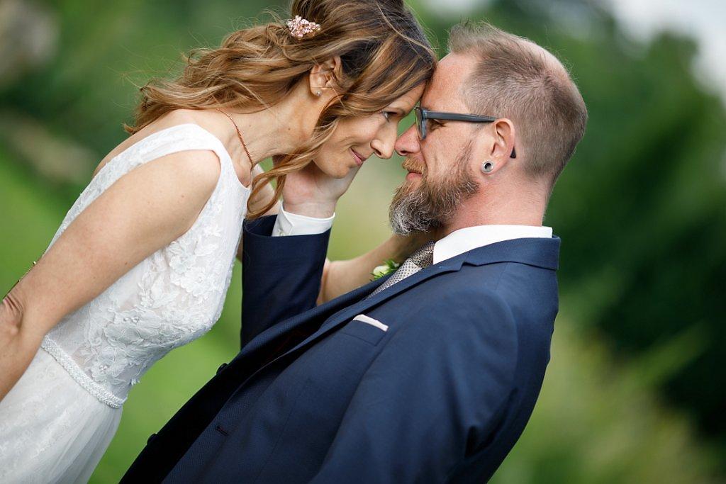 Hochzeitsporträt